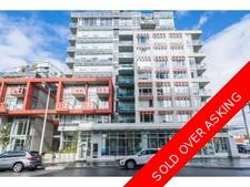 Southeast False Creek Condo for sale: Block 100 1 bedroom 471 sq.ft. (Listed 2017-10-16)