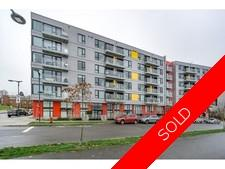 Southeast False Creek Townhouse for sale: Canvas 2 bedroom  Stainless Steel Appliances, Laminate Floors, Plush Carpet 895 sq.ft. (Listed 2019-01-31)