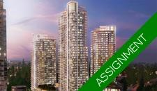 Burnaby Condo for sale: Kings Crossing Two 1 & Den 644 sq.ft. (Listed 2019-07-31)